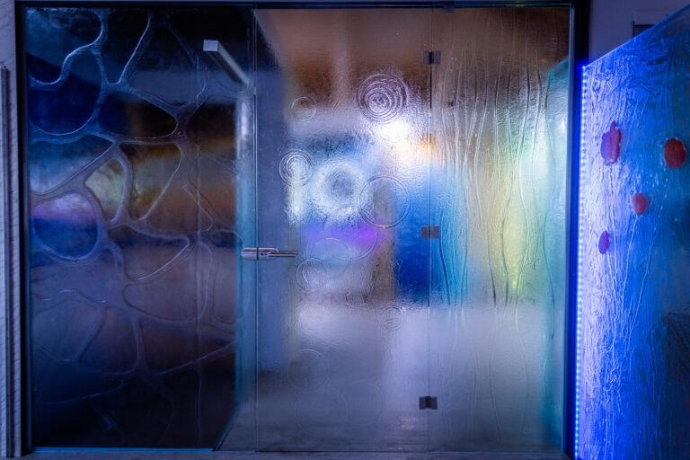 Trennwände aus Glas von Crea-Glass